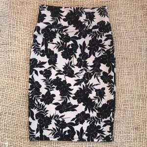 LuLaRoe Cassie pencil skirt size XS